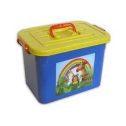 Ящик для игрушек Радуга, 10 л
