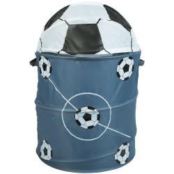 Корзина для хранения игрушек Bondibon Футбол