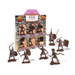 Игровой набор Римляне, 6 фигурок