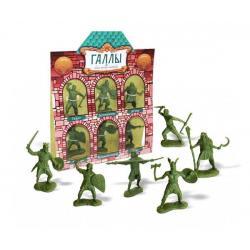 Игровой набор Галлы, 6 фигурок