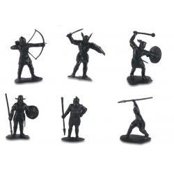 Набор фигурок Викинги