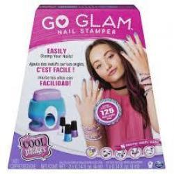 Набор для творчества Go glam. Принтер для ногтей