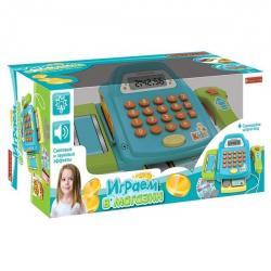 Игровой набор Bondibon Играем в магазин с кассовым аппаратом