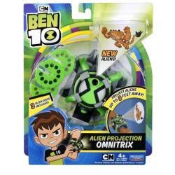 Игрушка Ben10 Часы Омнитрикс (проектор-2)