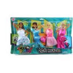 Набор одежды для кукол с аксессуарами Sariel