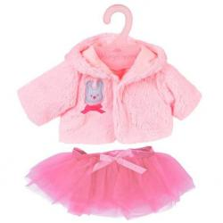 Одежда для куклы Шубка с юбкой, 38-43 см