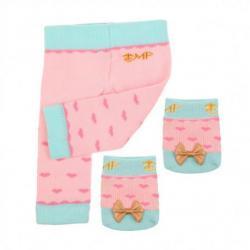 Набор одежды Мэри, лосины и носочки для куклы 43 см