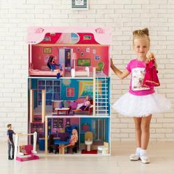 Кукольный домик для Барби Муза