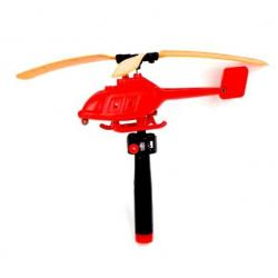 Игрушка с запуском Вертолёт