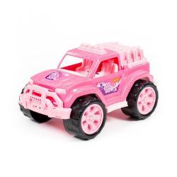 Автомобиль Легион №4 (розовый)