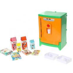 Холодильник однокамерный с набором продуктов