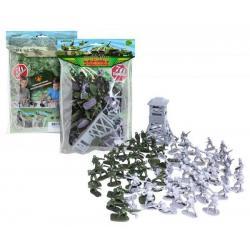 Игровой набор Рота солдат