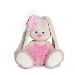 Мягкая игрушка Зайка Ми балерина, 18 см (малая)