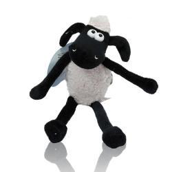 Мягкая игрушка-брелок Bebelot Holiday Овечка, 23 см