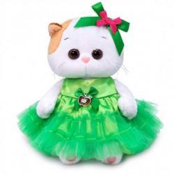 Кошечка в платье с яблочком Ли-Ли BABY, 20 см