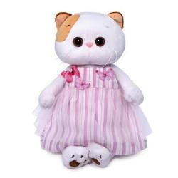 Мягкая игрушка Ли-Ли в платье с бабочками, 27 см