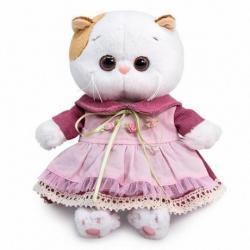 Кошечка Ли-Ли BABY в платье с передником, 20 см