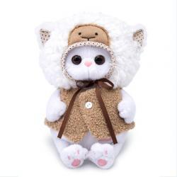 Мягкая игрушка Ли-Ли в костюме Овечки, 20 см