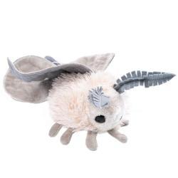 Мягкая игрушка Моль, серая