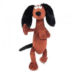 Мягкая игрушка Барбос черный нос, 22 см