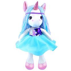 Мягконабивная кукла Единорожка