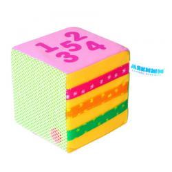 Развивающая игрушка Математический кубик