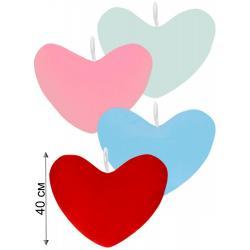 Мягкая игрушка Сердце (40 см)