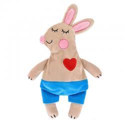 Грелка-игрушка Зайчик, 30 см