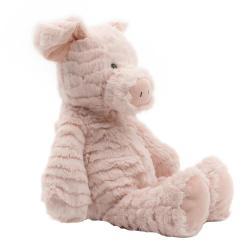 Мягкая игрушка Свинка, 36 см