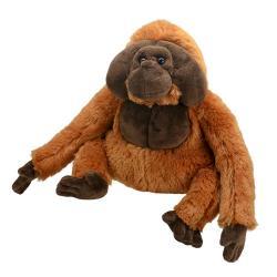 Мягкая игрушка Орангутан, 30 см