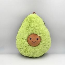 Мягкая игрушка Авокадо большой, 40 см
