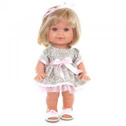 Кукла Бетти в платье с шифоном