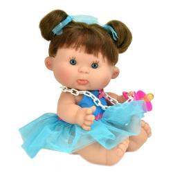 Кукла Pepotes (Тыковка) с волосами, 26 см (вид 4)