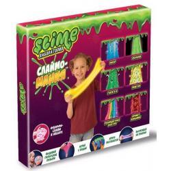 Большой набор для девочек 6 в 1 Slime лаборатория