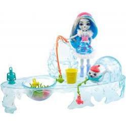 Игровой набор Enchantimals Рыбалка на льду