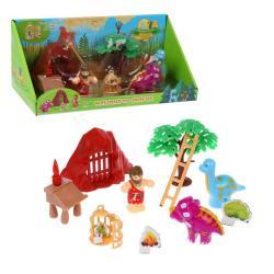 Игровой набор Охотник за динозаврами