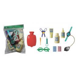 Игровой набор Доктор №2, 12 предметов