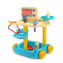 Игровой набор Доктор на тележке