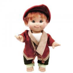 Пупс-мини Средневековый гном, мальчик (в коробке)